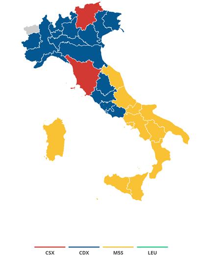 Élections italiennes 2018