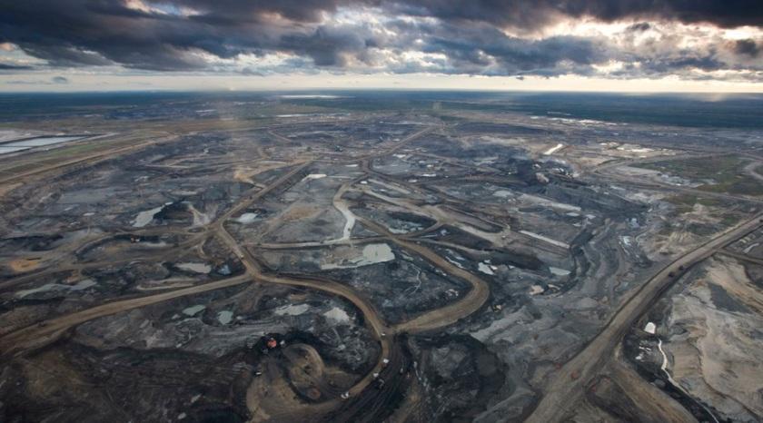 Alberta Oil Sands