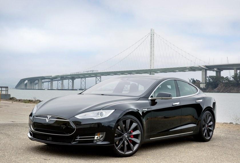 Tesla S P90D