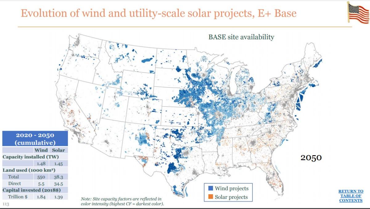 Net-Zero America: le plan qui cherche à concilier carburants fossiles et neutralitécarbone
